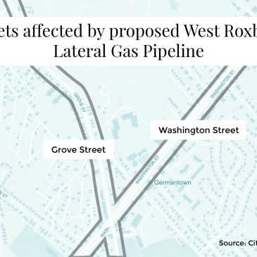 Teach In: West Roxbury Lateral Pipeline