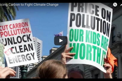 Video: Putting a Price on Carbon