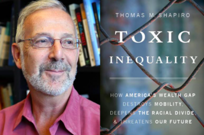 Thomas Shapiro's: Toxic Inequality @ JP Forum YouTube [Video]